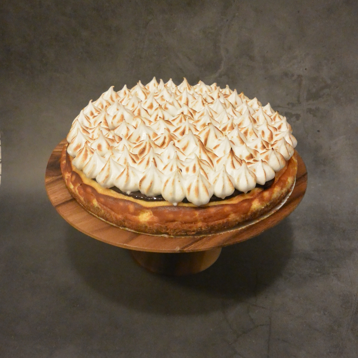 S'Mores Cheesecake 2