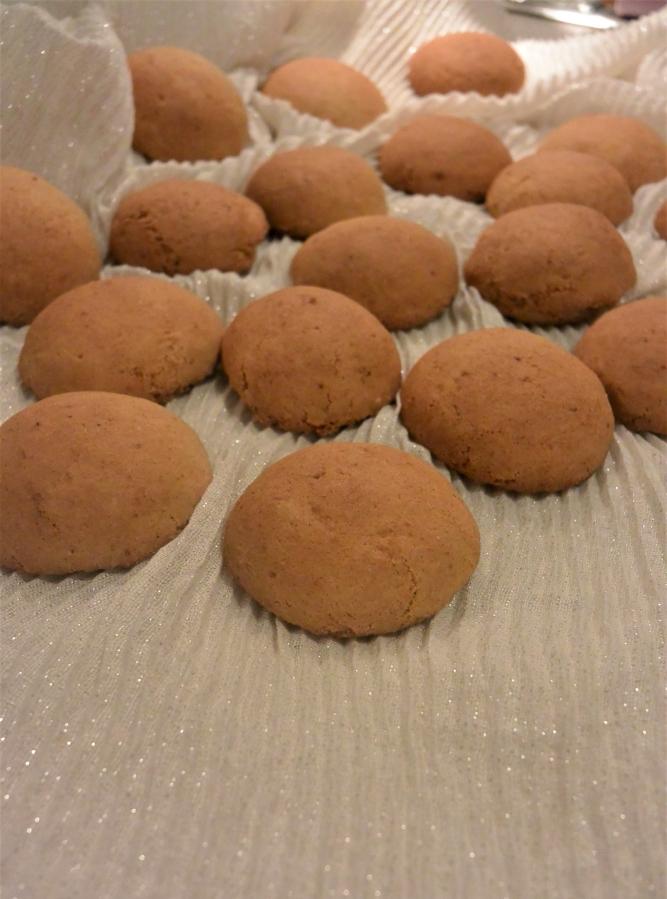 Weihnachtskekse: Pfeffernüsse