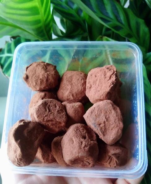 Chocolade dadels
